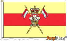 12TH ROYAL LANCERS (STYLE A) - ANYFLAG RANGE - VARIOUS SIZES